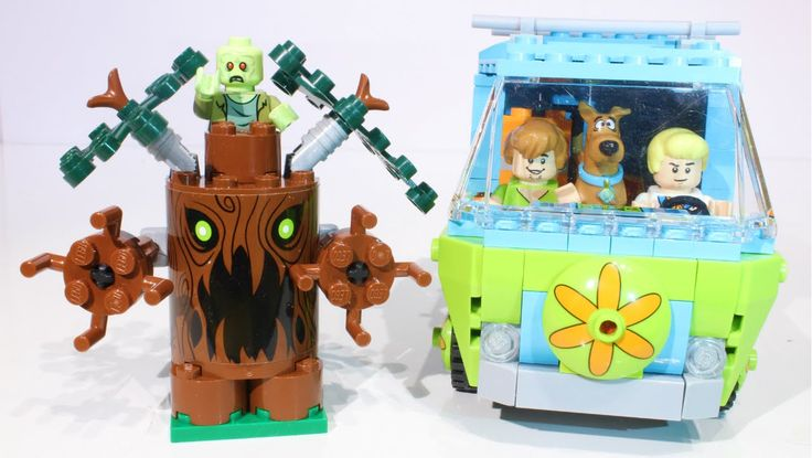 LEGO Toys for Kids | Scooby-Doo The Mystery Machine  🚌 stop motion build video: https://youtu.be/U5ePvo7QL1U