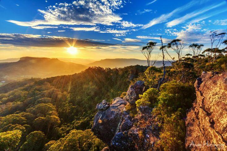 Barren Ground National Park NSW