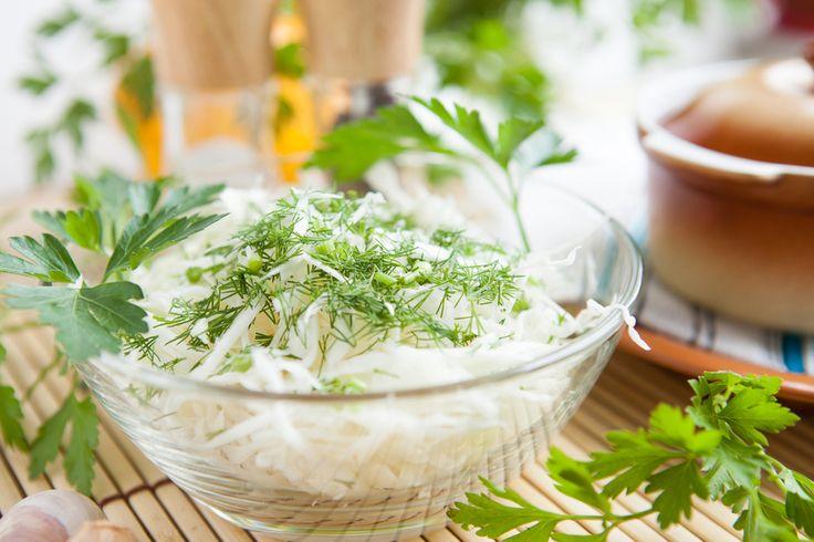 Салаты из капусты: летние рецепты