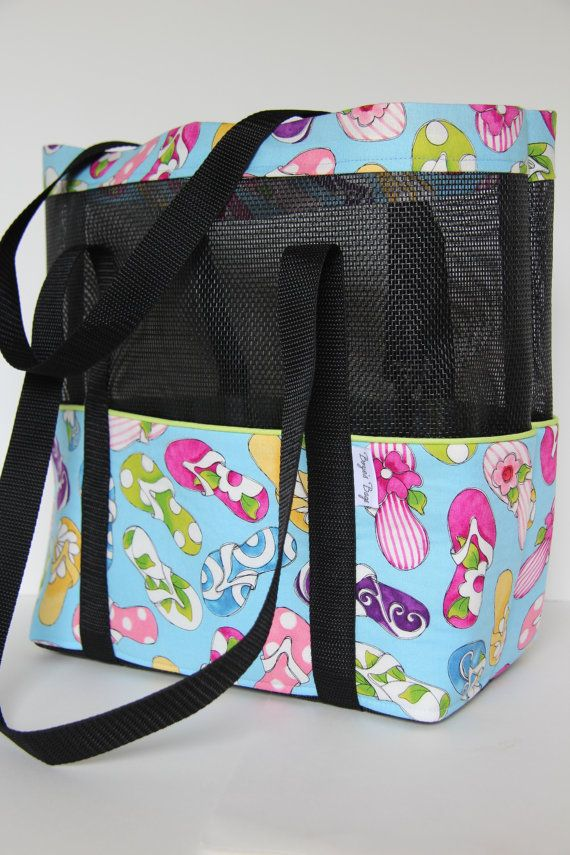 17 best Beach bags mesh images on Pinterest | Beach bags, Bags and ...