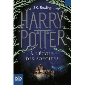 Harry Potter - Tome 1 - Harry Potter à l'école des sorciers - J.K. Rowling, Jean-Claude Götting - poche - Livre - Fnac.com