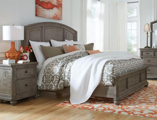 New Richmond Queen Panel Bed Art Van Furniture Top Design - Awesome cheap king size bedroom sets Style