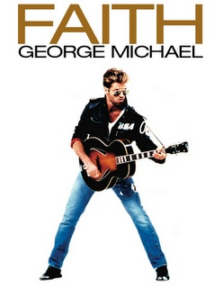 george michael. faith.