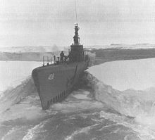 Operation Highjump    USS Sennet  (SS-408)  participating in Operation Highjump Operation Highjump (OpHjp) , officially titled The United...