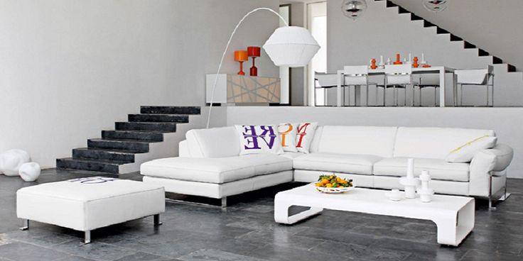 Modern House Interior Design Living Room