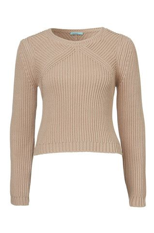 Urban Cropped Sweater – KOOKAÏ