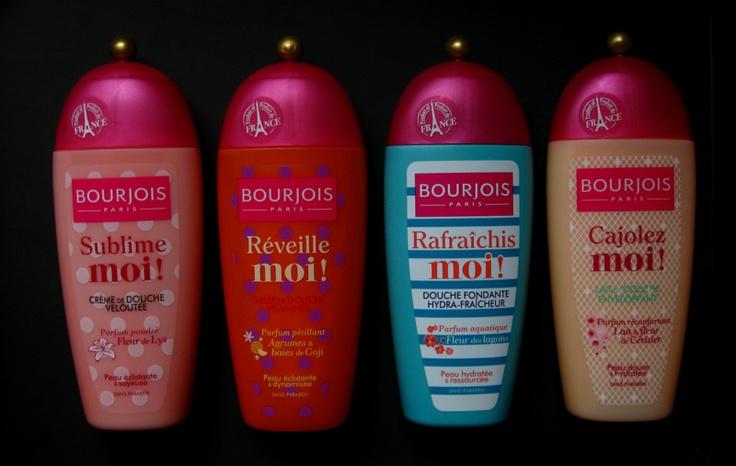 Bourjois - Sublime-moi!, Réveille-moi!, Rafraîchis-moi!,  Cajolez-moi!
