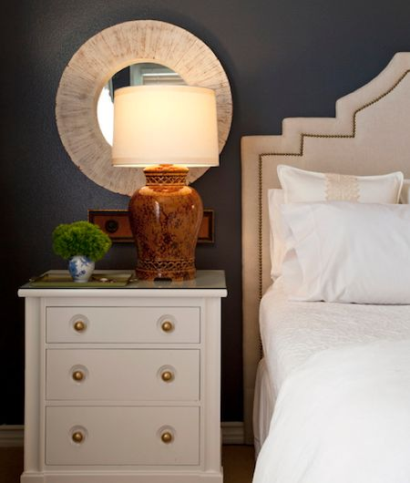lamps for bedroom nightstands 25 best ideas about mirror nightstand on 15768
