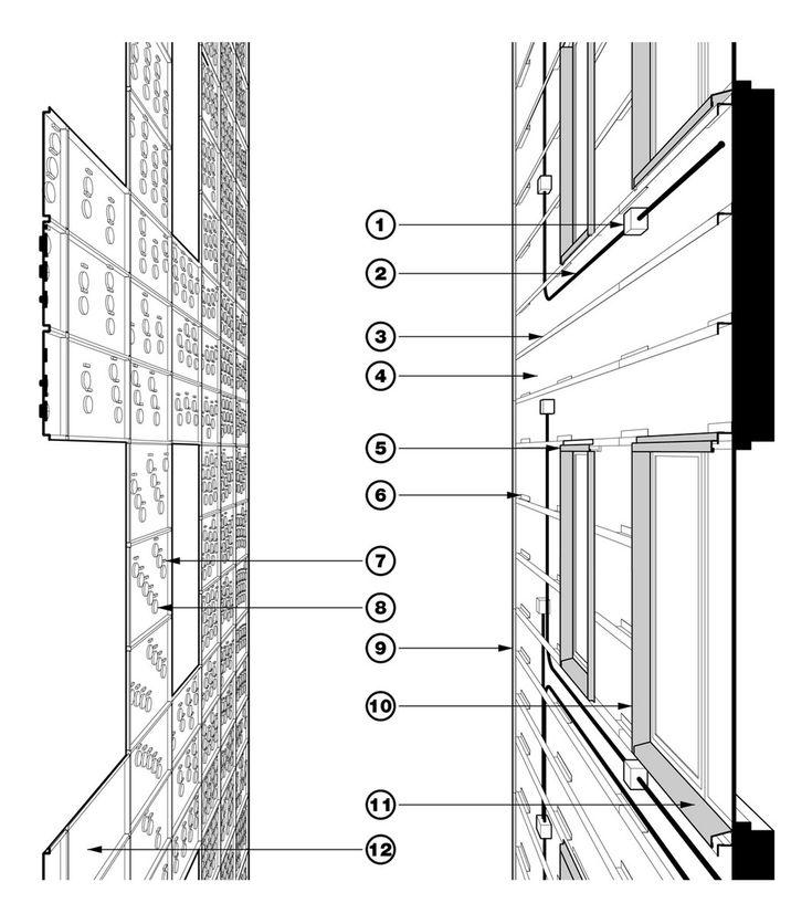 51 best construction dwg images on pinterest building for Window jamb design