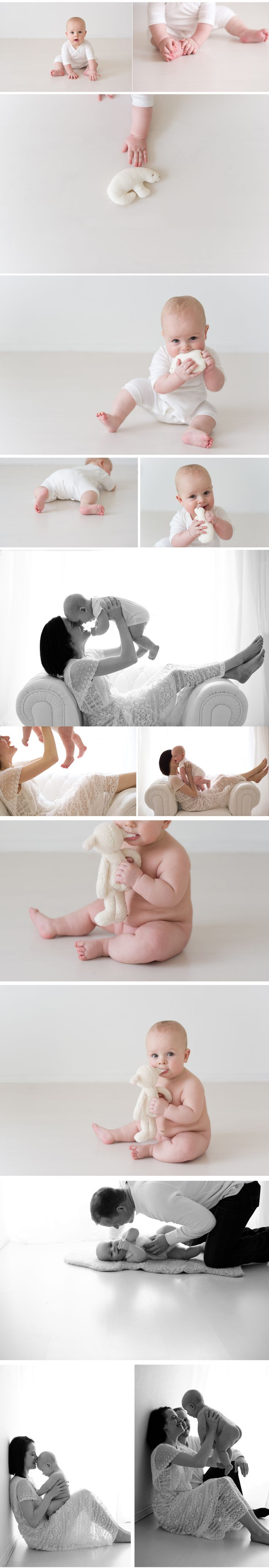natural and white simple baby photography | Fort Worth Baby Photographer | | Lane Proffitt Photography