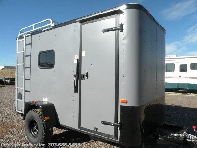 New 2017 Cargo Craft Elite V 6X12 Off Road Cargo Trailer For Sale by Colorado Trailers, Inc. available in Castle Rock, Colorado