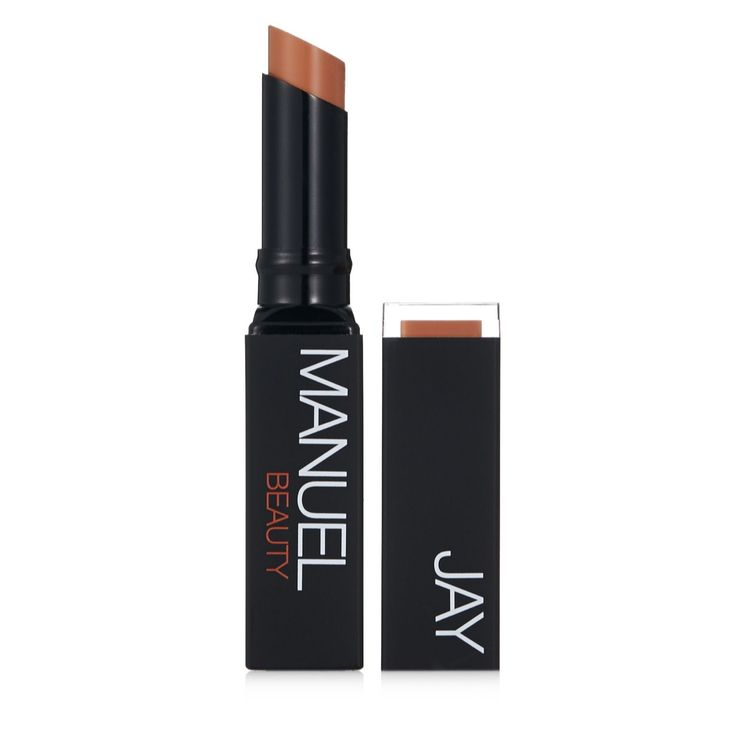 227557 - Jay Manuel Beauty Ultimate Lipstick -  QVC Price: £26.00 + P&P: £2.95 in 3 of 4 colour options The Ultimate Lipstick by Jay Manuel Beauty has been designed to offer a long-lasting finish and high-intensity colour, and formulated to help promote a hydrated and moisturised lip look. Discover your new favourite lip shade with the Jay Manuel Beauty Ultimate Lipstick.