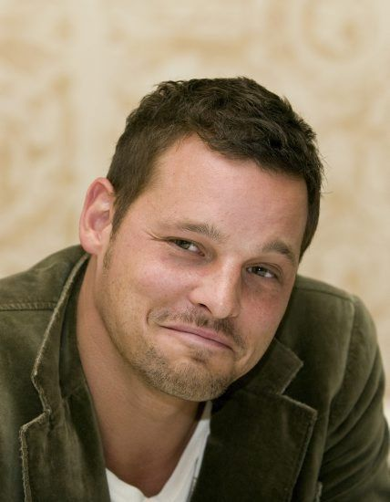 Justin Chambers - one of my favorite shots of him.