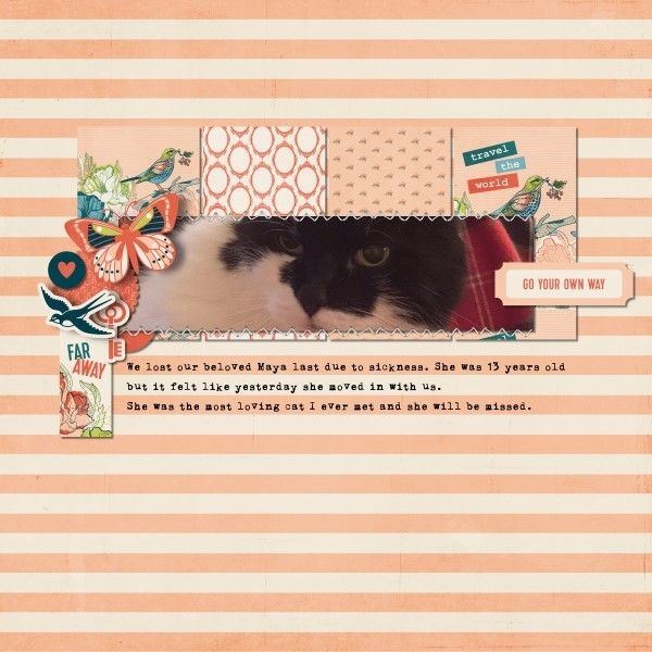 Digidare #414 http://digidares.com/?cat=3 Credits: Wanderlust by Mye De Leon and Crispy template by Amy Martin.