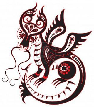 71 best dragon tattoo images on pinterest tattoo ideas aries tattoos and aries. Black Bedroom Furniture Sets. Home Design Ideas