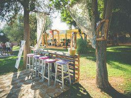 Boda Mallorca - alquiler de sillas y mobiliario para bodas y eventos