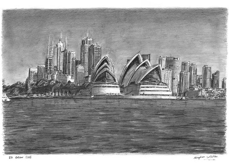 Stop and Learn English: Stephen Wiltshire and the city