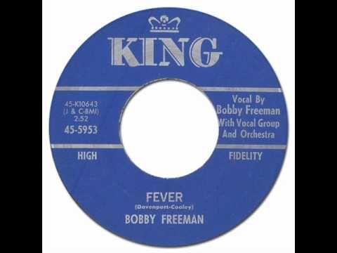 BOBBY FREEMAN - Fever [King 5953] 1964