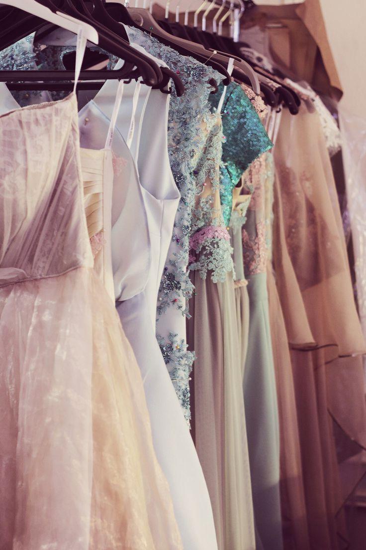 Diana Bobar & Josephine & Adriana Unguras showroom
