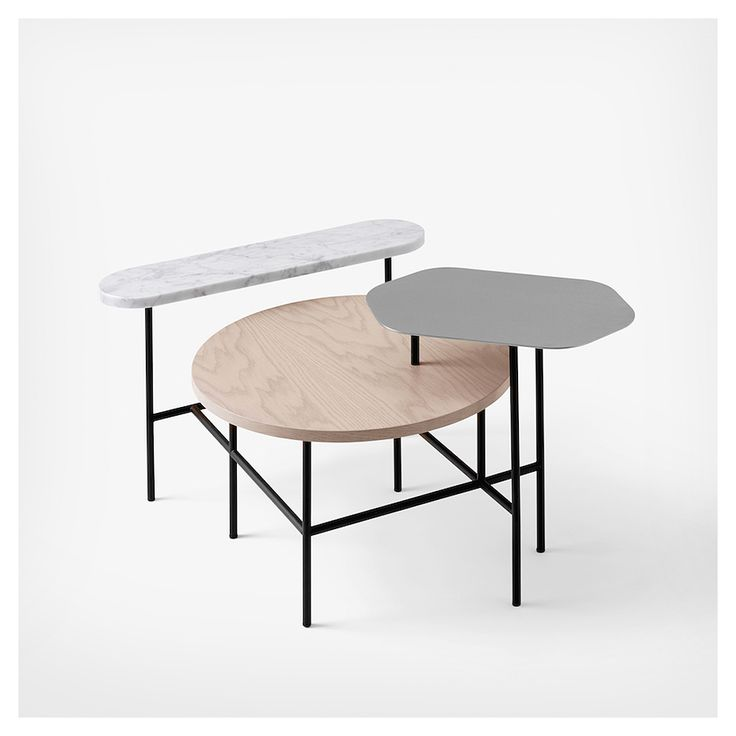 Jaime Hayon - Palette JH6 table for &tradition [2015]