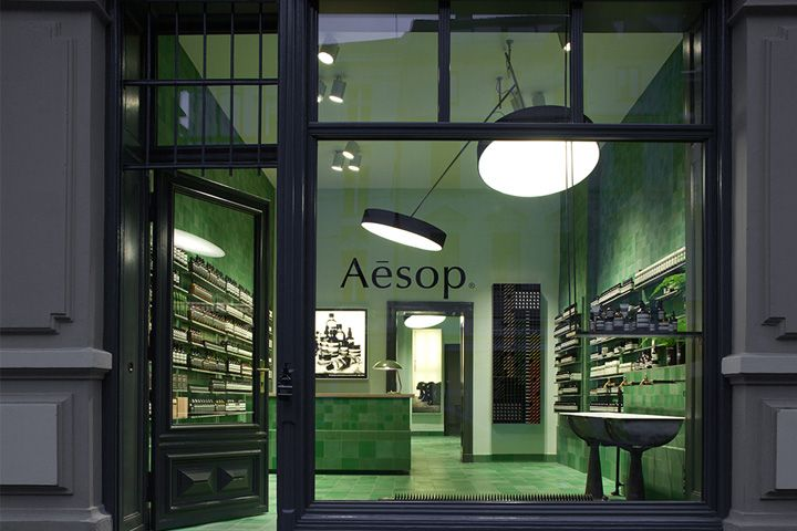 Aesop:  http://philsspaces.com/2014/10/17/oh-my-mitte/