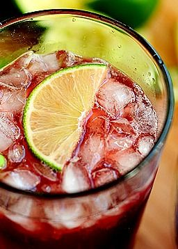 Chill out with this easy homemade Cherry Limeade Recipe | shewearsmanyhats.com