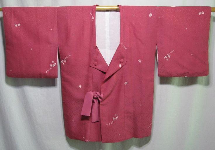 """Raspberry Rave"" Japanique Jacket"