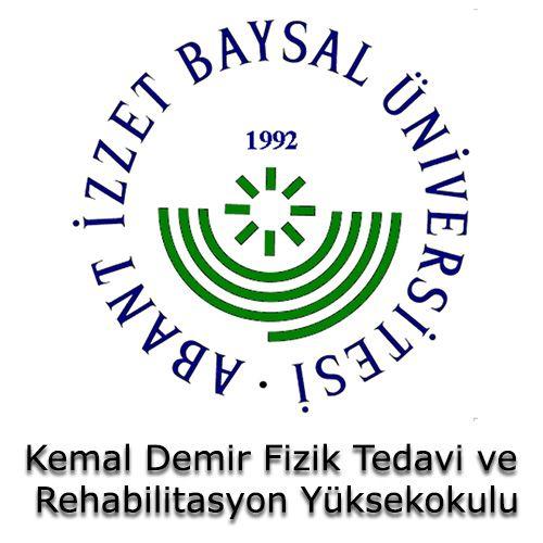 Abant İzzet Baysal Üniversitesi - Kemal Demir Fizik Tedavi ve Rehabilitasyon Yüksekokulu | Öğrenci Yurdu Arama Platformu