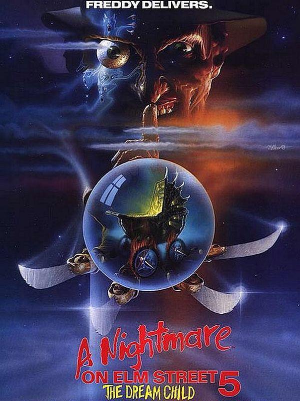 A Nightmare on Elm Street: The Dream Child - Stephen Hopkins (1989)