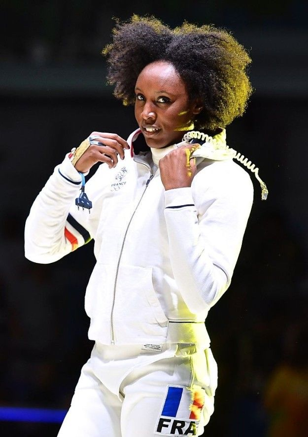 And the uniforms are fly as hell. | 19 Photos That Prove Fencing Is Metal As Hell