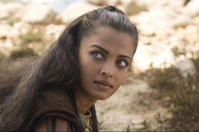 Aishwarya Rai Stills From The Last Legion