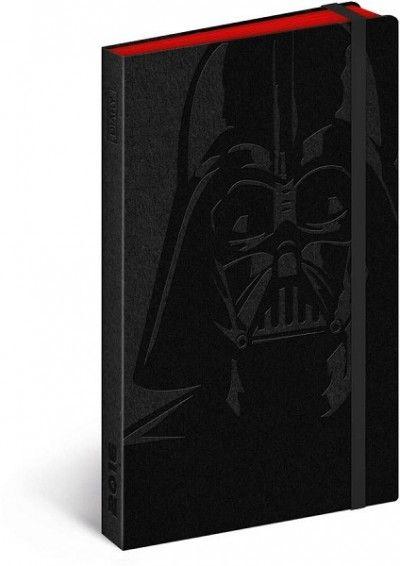 Darth Vaderes határidőnapló kb. 2790 Fr
