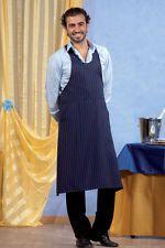 PAGAMENTO ANCHE ALLA CONSEGNA Grembiule Uomo da Lavoro Sommelier Cuoco Chef Alimentare Abbigliamento Abiti