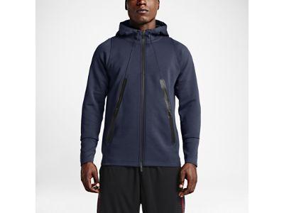 Air Jordan Lite Fleece Full-Zip Men's Basketball Hoodie