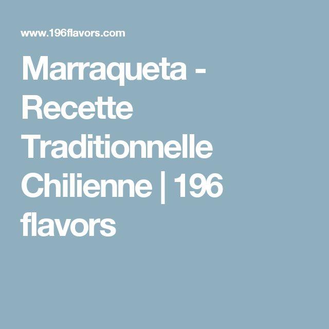 Marraqueta - Recette Traditionnelle Chilienne   196 flavors
