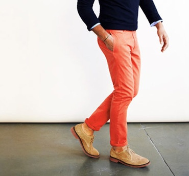 25  best ideas about Salmon pants on Pinterest | Coral jeans ...