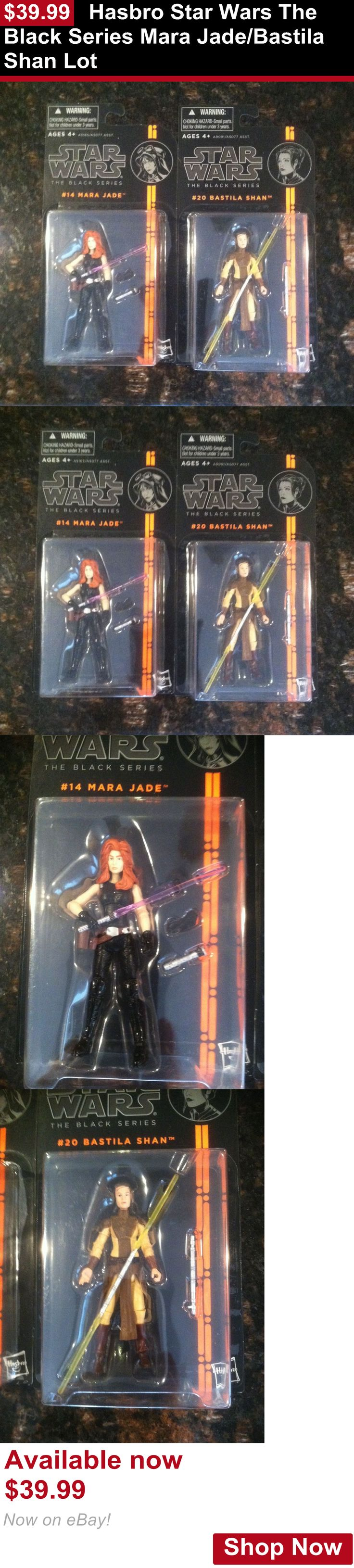 Telescope Mirrors And Prisms: Hasbro Star Wars The Black Series Mara Jade/Bastila Shan Lot BUY IT NOW ONLY: $39.99