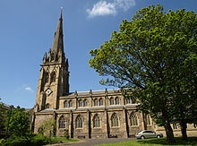 St. John's Minster-Preston, Lancashire UK