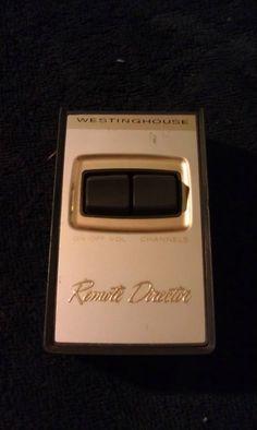 Vintage Remote 111