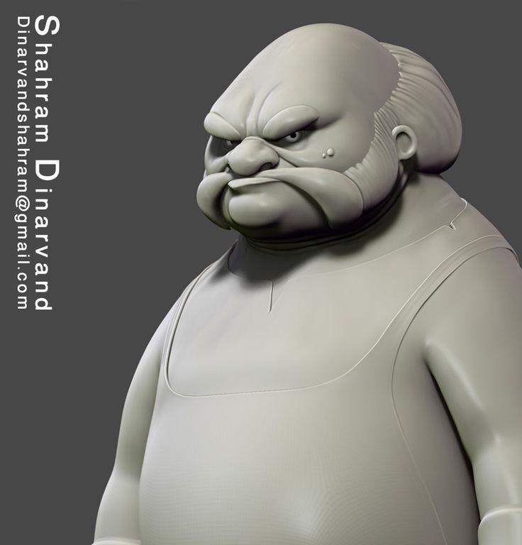 #pose#3dmodeling#3dcharacter#Zbrush#3dmax#maya#Sculpt#3dmodeler#Sculptor#fantasy#fun#render#keyshot#character#shahramdinarvand#Animation#Render#3dmodeler#FastSculpt