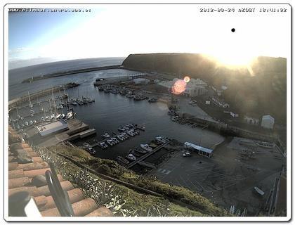 Webcams Santa Maria « Santa Maria Açores