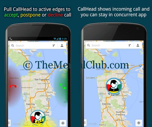 Introducing CallHeads  phone call app for Android users. Now Android users can keep internet connection running at the time of the incoming call. No incoming call would not cut your internet connection from today.  Solution of Data Connection is Lost During Incoming Call  Sometimes too many unwanted calls come suddenly and it disconnects the internet connection stops browsing and stops downloading. A lot of time browser shows dark or black screen. You can get rid of this problem if you are…