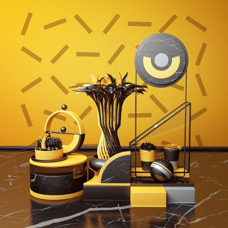 Amazing Abstract Designs Compositions – Fubiz Media