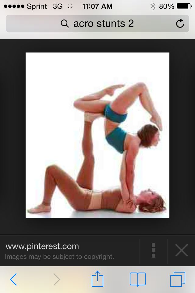 56 best Two person acro stunts images on Pinterest ...