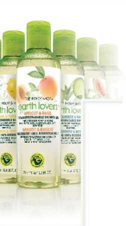 Earth Lovers - Body Shop Eco Beauty at Whitewater Shopping Center Newbridge