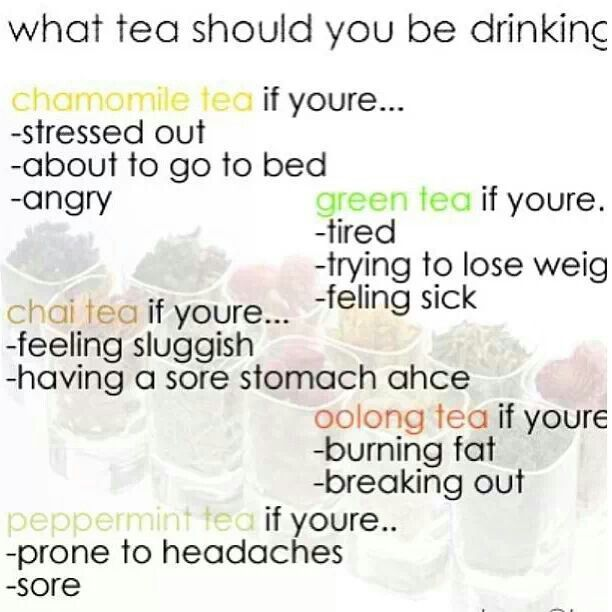 is drinking tea good for you