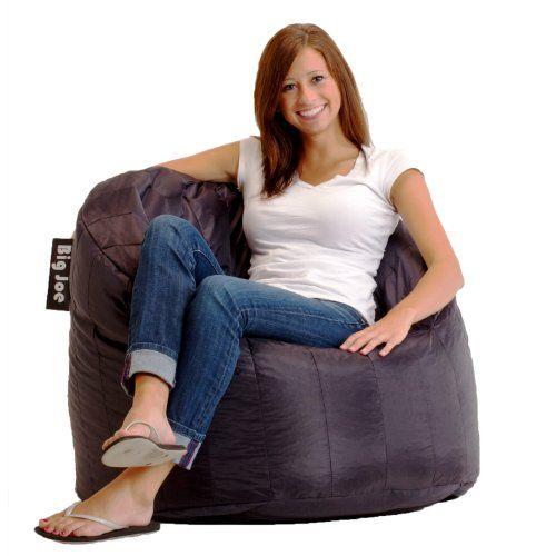 Comfort Research 0650171 Big Joe Lumin Chair In Slate Smart Max Fabric