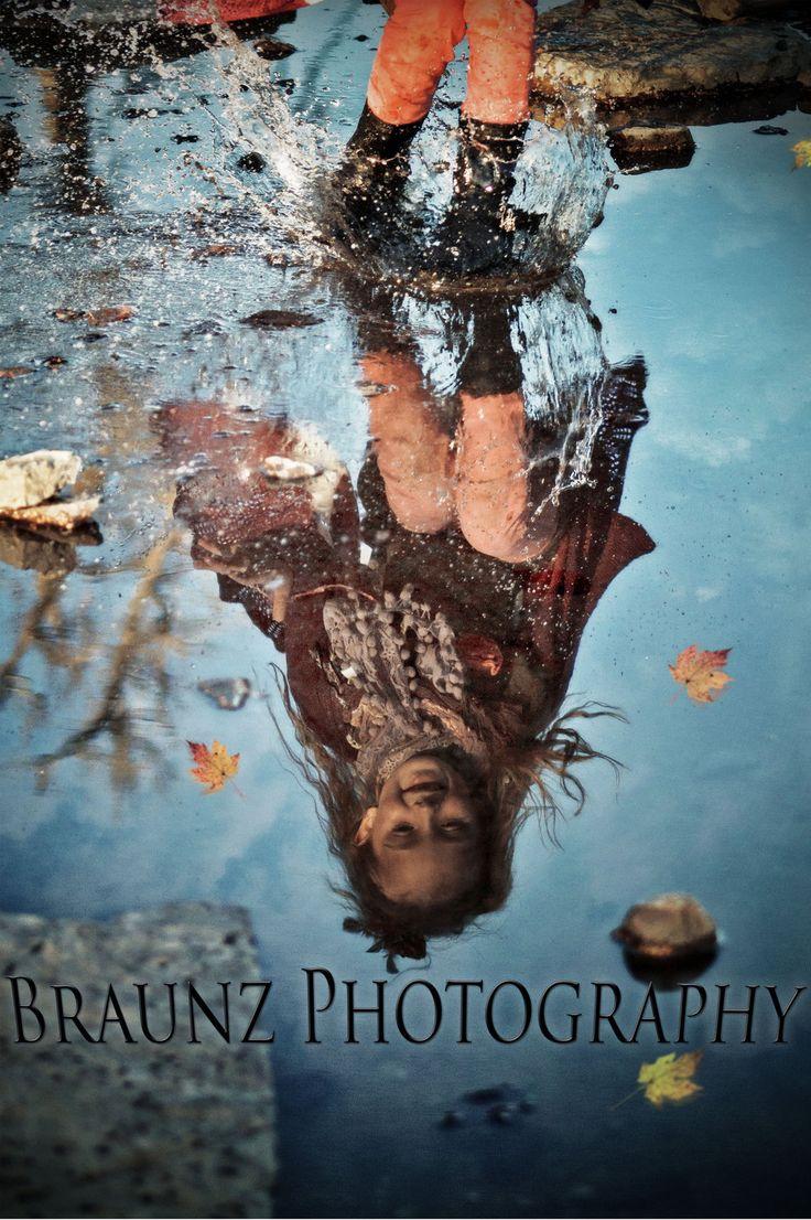 Fall Reflection by AaleyAbstruse.deviantart.com on @deviantART