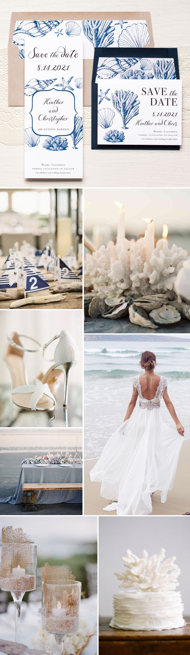 126 best Beach Wedding images on Pinterest | Beach weddings ...