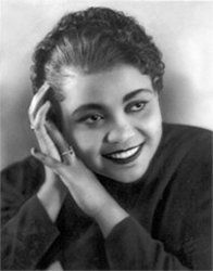 Ruby Elzy (February 20, 1908 – June 26, 1943), was a pioneer American operatic soprano. Educated at Rust College, the Ohio State University and the Juilliard School.